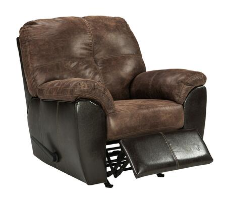 Signature Design by Ashley Gregale 9160325 Recliner Chair Brown, Main Image