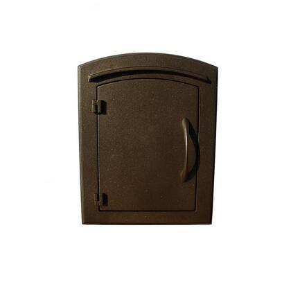 Qualarc Manchester MANS1400BZ Mailboxes, MAN S 1400 BZ