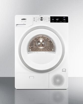 Summit  SLD242W Electric Dryer White, SLD242W Compact Dryer