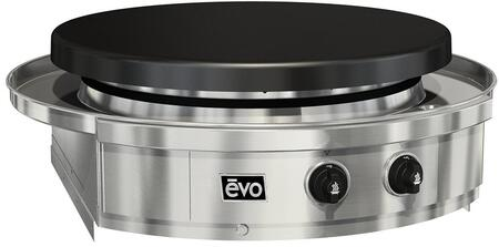 Evo 100055 Grill Stainless Steel, 1