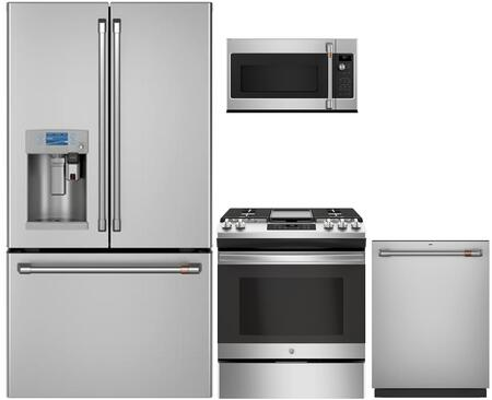 Cafe 1054616 Kitchen Appliance Package & Bundle Stainless Steel, main image
