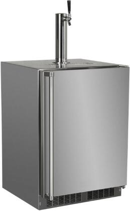 Marvel  MOKR124SS31A Beer Dispenser Stainless Steel, MOKR124 SS31A Beer Dispenser