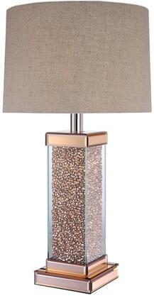 Acme Furniture Britt 40124 Table Lamp Brown, 1