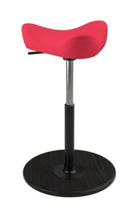 Varier Move Small MOVESMALL2700DINIMICA9138BLKHIBLK Office Stool, Main Image