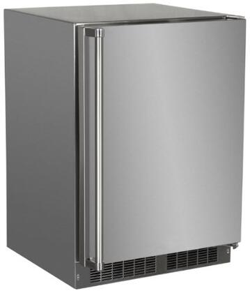 Marvel  MOFZ224SS31A Compact Freezer Stainless Steel, MOFZ224-SS1A Outdoor Compact Freezer
