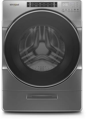 Whirlpool  WFW8620HC Washer Chrome, 1