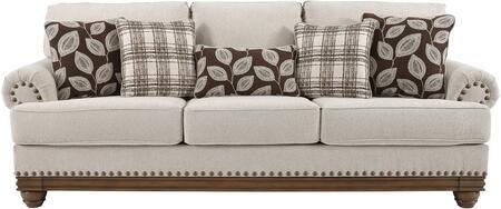 Signature Design by Ashley Harleson 1510438 Living Room Sofa Beige, Main Image