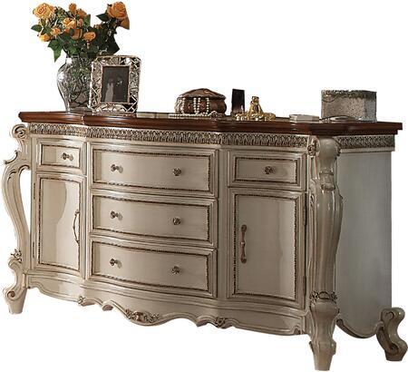 Acme Furniture Picardy 26905 Dresser Beige, 1