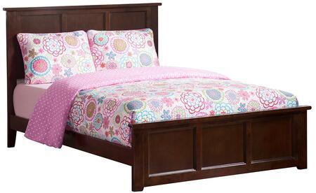 Atlantic Furniture Madison AR8636034 Bed Brown, AR8636034