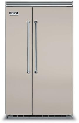 Viking 5 Series VCSB5483PG Side-By-Side Refrigerator Slate, VCSB5483PG Side-by-Side Refrigerator