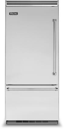 Viking 5 Series VCBB5363ELSS Bottom Freezer Refrigerator Stainless Steel, In Stainless Steel