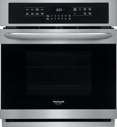 Frigidaire Gallery FGEW2766UF Single Wall Oven Stainless Steel, Main Image