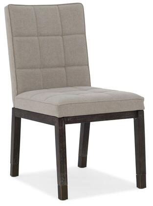 Hooker Furniture Miramar - Aventura 620275410DKW Dining Room Chair Beige, Silo Image