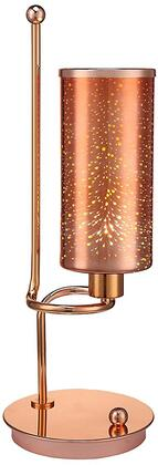 Acme Furniture Gwen 40132 Table Lamp Gold, 1