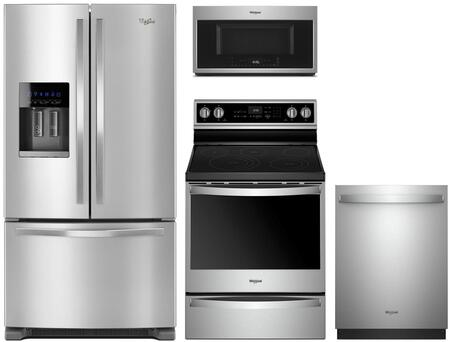 Whirlpool 1127405 Kitchen Appliance Package & Bundle Stainless Steel, main image