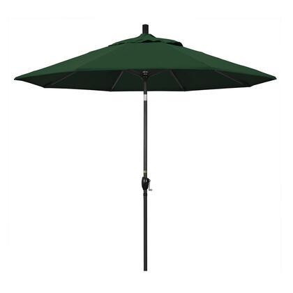 California Umbrella Pacific Trail GSPT908302SA46 Outdoor Umbrella Green, GSPT908302 SA46