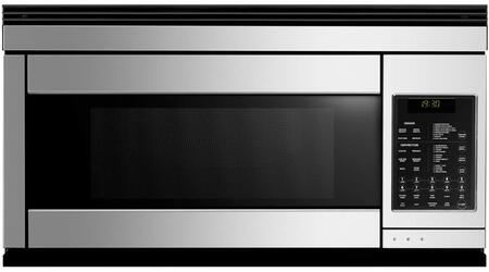 Fisher Paykel  CMOH30SS2Y Over The Range Microwave Stainless Steel, Front view