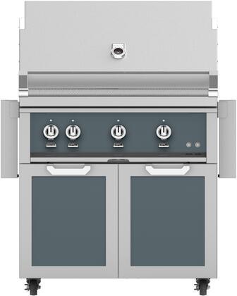 Hestan  851512 Natural Gas Grill Gray, Main Image