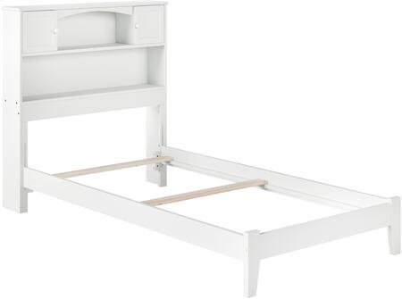 Atlantic Furniture Newport AR8511032 Bed White, AR8511032