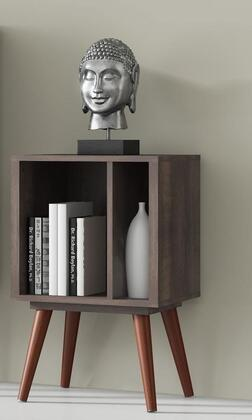 Ideaz International 23601WT Bookcase Brown, Main Image