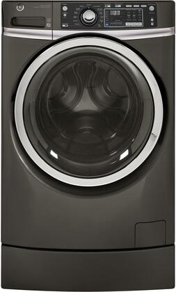 GE GFW490RPKDG 4.9 cu. ft. 28 Inch Front Load Washer