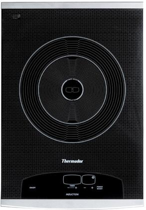 Thermador  CIT151DS Induction Cooktop Stainless Steel, CIT151DS Black with Stainless Steel Front and Bottom Trim 15 Inch