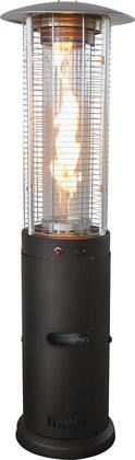 Bond Manufacturing Rapid 68149 Outdoor Patio Heater Black, 68149 front