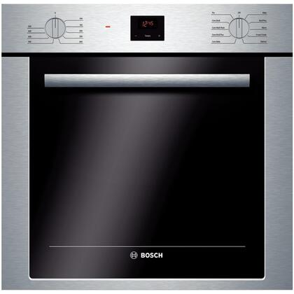 Bosch 500 Series Hbe5451uc 24 Inch Single Electric Wall Oven With