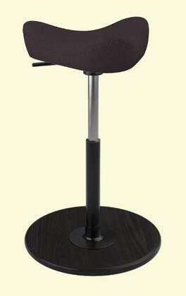 Varier Move Small MOVESMALL2700FAME61108BLKSMBLK Office Stool, Main Image