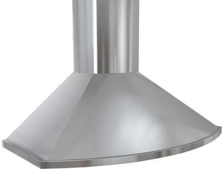 Zephyr Essentials Europa ZSAE30DS Wall Mount Range Hood Stainless Steel, Main Image