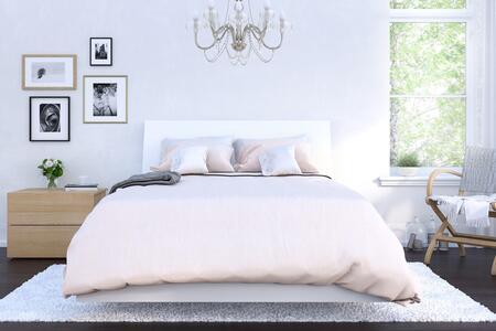 Nexera Esker 400827 Bedroom Set Multi Colored, Main Image
