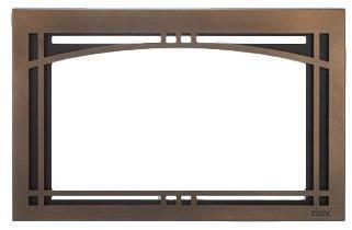 CASFI35BZ Contemporary Arch 35″ Screen Front in