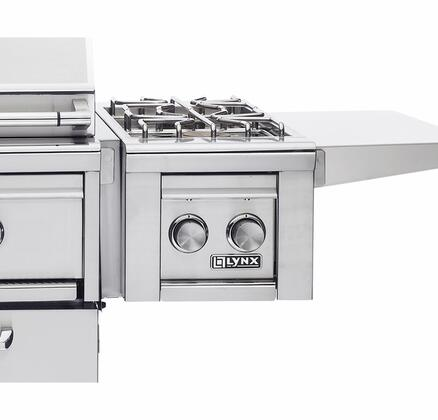 Lynx Professional LCB23NG Side Burner Stainless Steel, Main Image