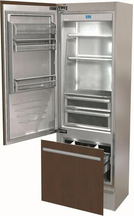 Fhiaba Integrated FI24BLO Bottom Freezer Refrigerator Panel Ready, Main Image