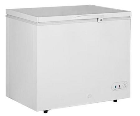 Admiral Craft BDCF6 Commercial Chest Freezer White, Main Image