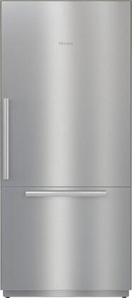 Miele MasterCool KF2902SF Bottom Freezer Refrigerator , KF2902SF MasterCool Bottom Freezer Refrigerator