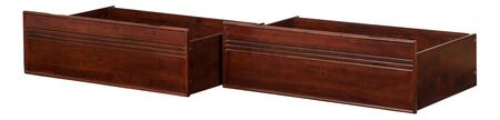 Atlantic Furniture E6640 Bed Storage Drawer, 1