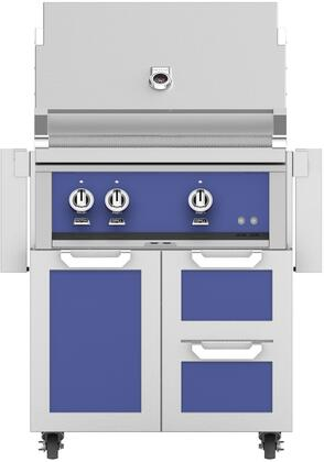 Hestan 852558 Grill Package Blue, Main Image