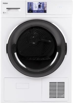 Haier QFT15ESSNWW Electric Dryer White, QFT15ESSNWW Ventless Condenser Electric Dryer