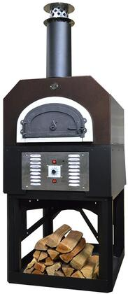 CBO-O-STD-750-HYB-LP-CV-C-3K 36″ CBO-750 Hybrid Commercial Stand: (Pre-Assembled) Custom-Built Heavy-Duty Stand with Metal Insulating Hood and Gas