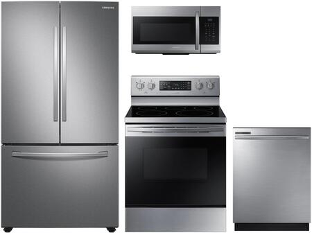 Samsung  1333004 Kitchen Appliance Package Stainless Steel, Main image