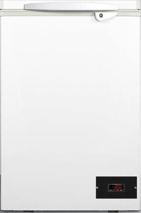 EQTemp  VT44 Chest Freezer White, Main Image