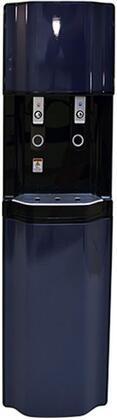 International H2O H2O2500PUF Water Dispenser Black, H2O2500PUF Front View