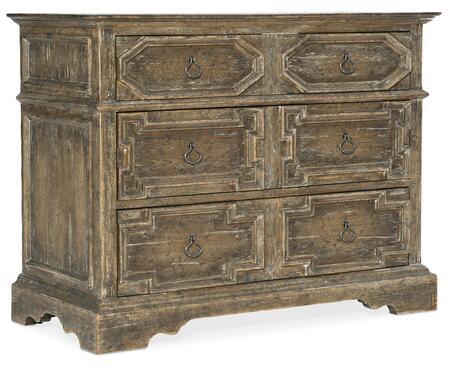 Hooker Furniture La Grange 69609001780 Chest of Drawer, Silo Image