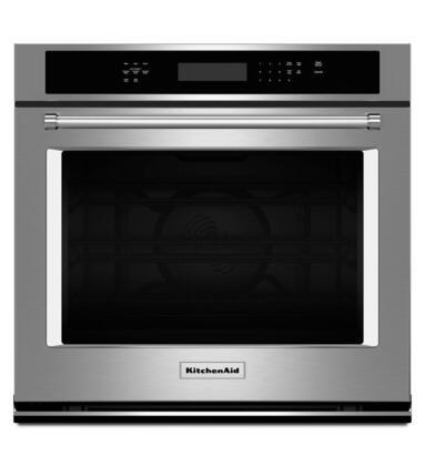 KitchenAid  KOSE500ESS Single Wall Oven Stainless Steel, Main Image