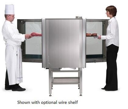 Blodgett BCM Series BCM61EPT Commercial Combi Oven Stainless Steel, Pass-Through Model