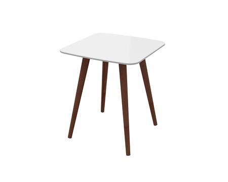 Ideaz International 24510WL End Table, Main Image