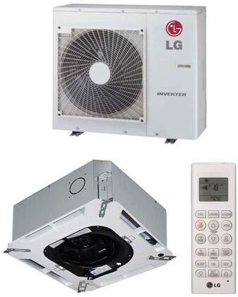 LG  LC187HV Single-Zone Mini Split Air Conditioner White, Main Image