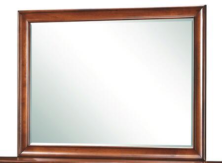 Glory Furniture LaVita G8850M Mirror Brown, Main View
