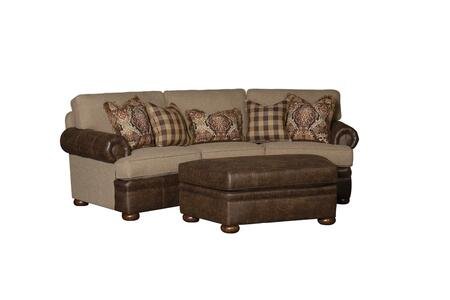 Chelsea Home Furniture Hani 397500LF1051GRSCPT Stationary Sofa Brown, 397500LF1051GRSCPT Front